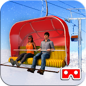VR Chair Lift Crazy Ride