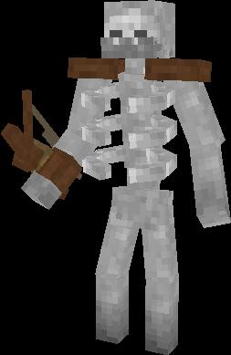 Skeleton Mutant Nova Skin