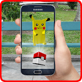 Tải Game Pocket Pixelmon GO! Catch monsters
