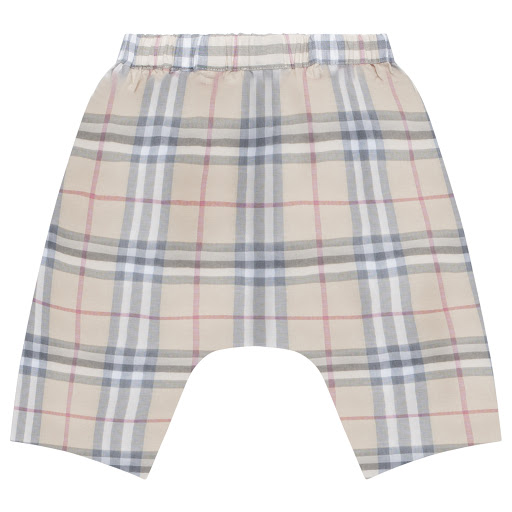 Thumbnail images of Burberry Baby Faded Trousers