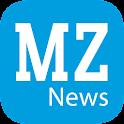 MZ News App für Smartphone icon
