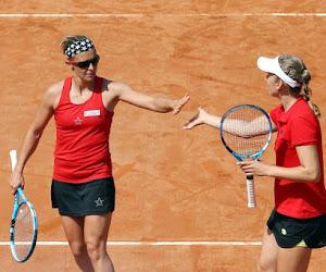 """Belgisch Fed Cup-team blikt vol vertrouwen vooruit: """"Sterk genoeg om dit Frankrijk te kunnen kloppen"""""""
