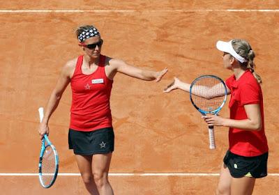 WTA de Rabat: Flipkens et Mertens opposées au premier tour