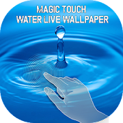 Magic Touch : Water Live Wallpaper