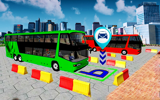 Advance Bus Parking Simulator: Driving games 2019 ss2
