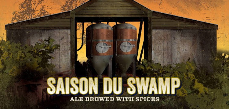 Logo of Swamp Head Saison Du Swamp