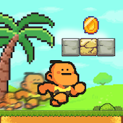 Super Pixel GO : Jungle Adventure