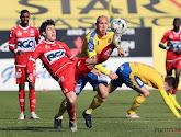 Waasland-Beveren en KV Kortrijk maakten er een spektakelrijke wedstrijd van op de Freethiel