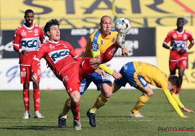 KV Kortrijk zeker van behoud, Waasland-Beveren wacht bang af na spektakelrijke 3-4