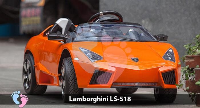 Xe hơi điện trẻ em LS-518 17