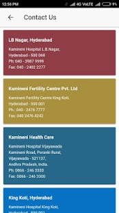 kamineni Hospital App screenshot 5