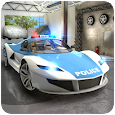 Police Car Chase - Cop Simulator icon