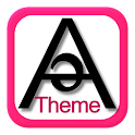 Alvə Material Pink Light Theme icon