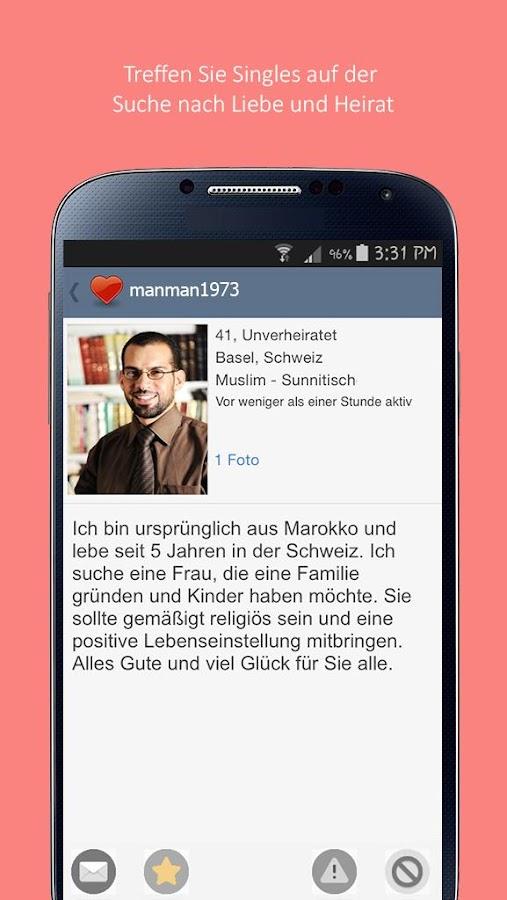 Partnersuche app schweiz