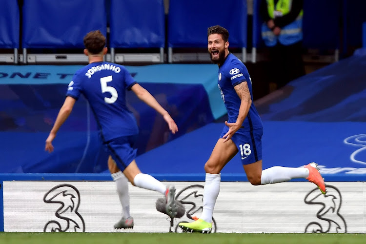 Inter Milaan denkt weer aan Olivier Giroud