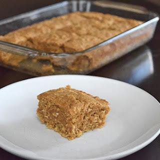 Banana-Flax Breakfast Cake