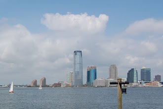 Photo: The walk along the Hudson River from Battery Park to the Winter Garden