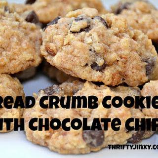 Bread Crumb Cookies.