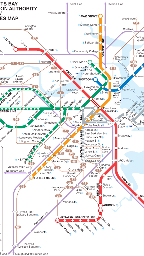Boston Subway Map With Hotels.Boston Subway Map App Report On Mobile Action App Store