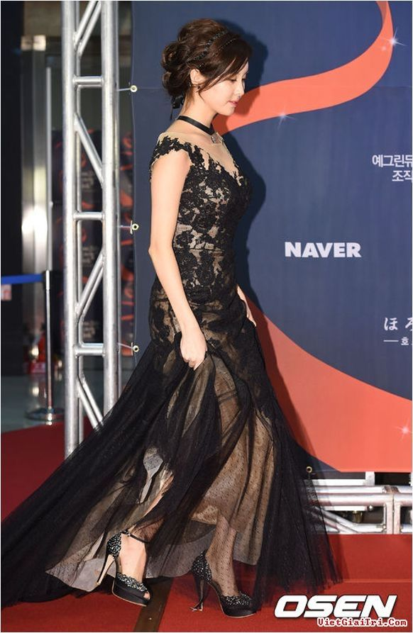 seohyun gown 7
