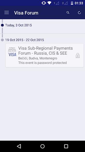 Visa Sub-Regional Forum