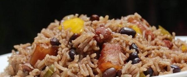 Haitian Rice And Red Beans Recipe