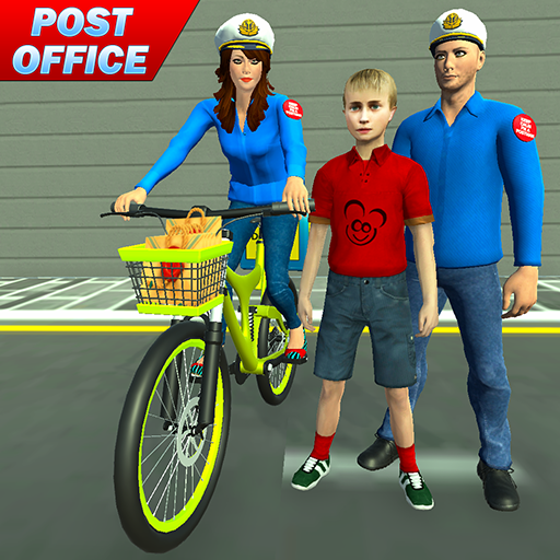 Working Mom Postwoman Happy Family Game Android APK Download Free By Reality Gaming
