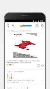 RcMoment – RC Hobby Shopping Ekran Görüntüsü