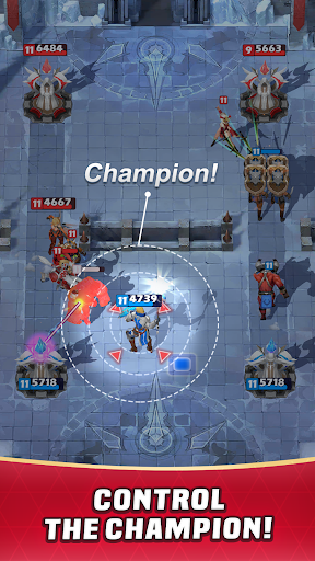 Champion Strike: Hero Clash Battle Arena apkmr screenshots 2