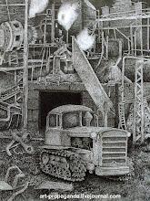 """Photo: """"Сталинец"""" 2006 г. В.Шелковников"""