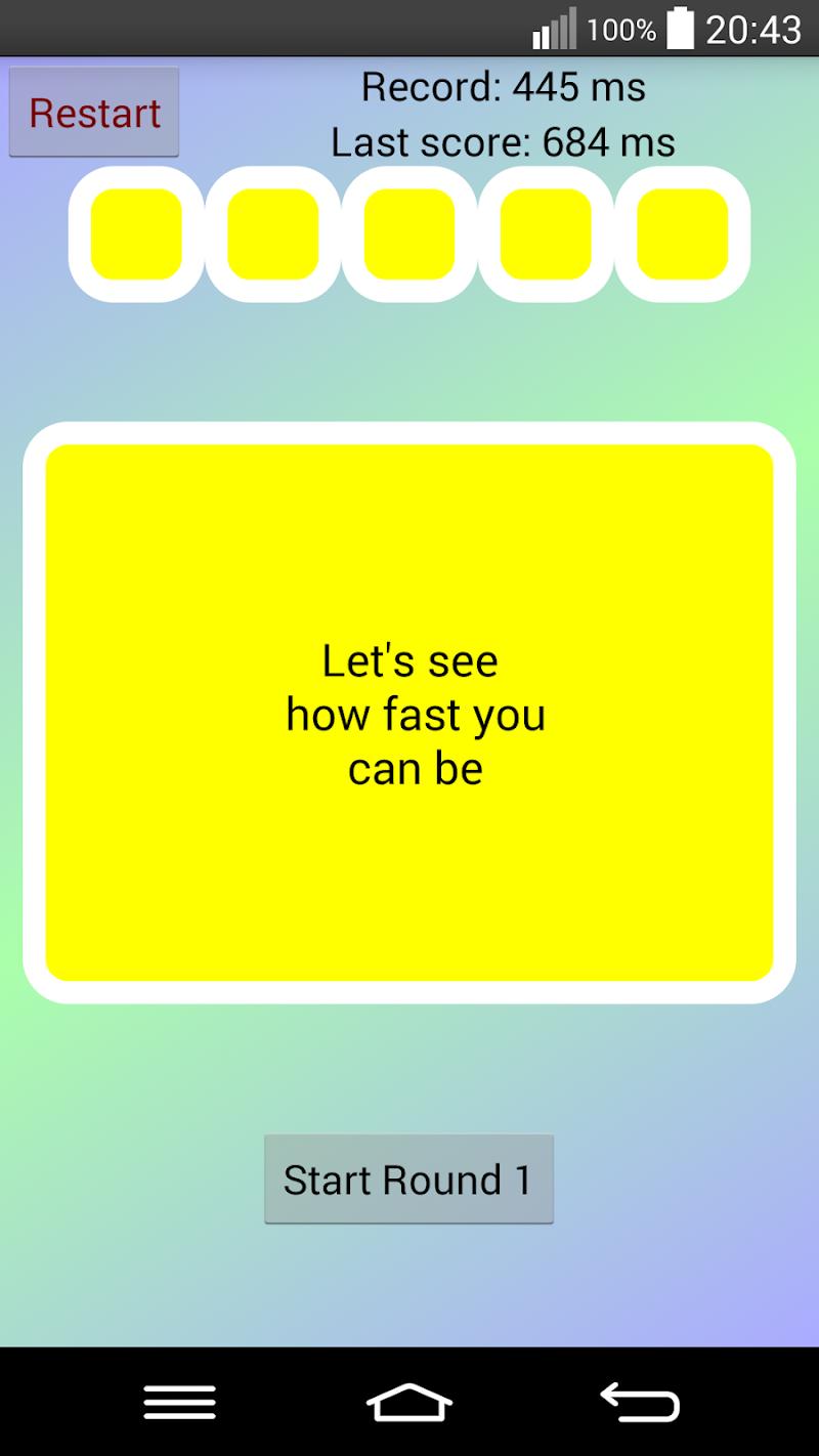 Скриншот Ready, Set, Go!