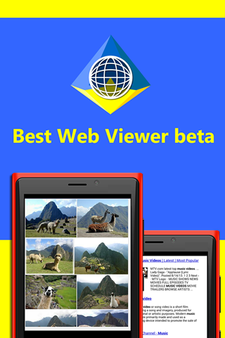 Best Web Viewer beta : 瀏覽器演示