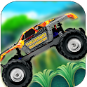 Hill Top Climb Race Game icon