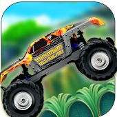 Hill Top Climb Race Game