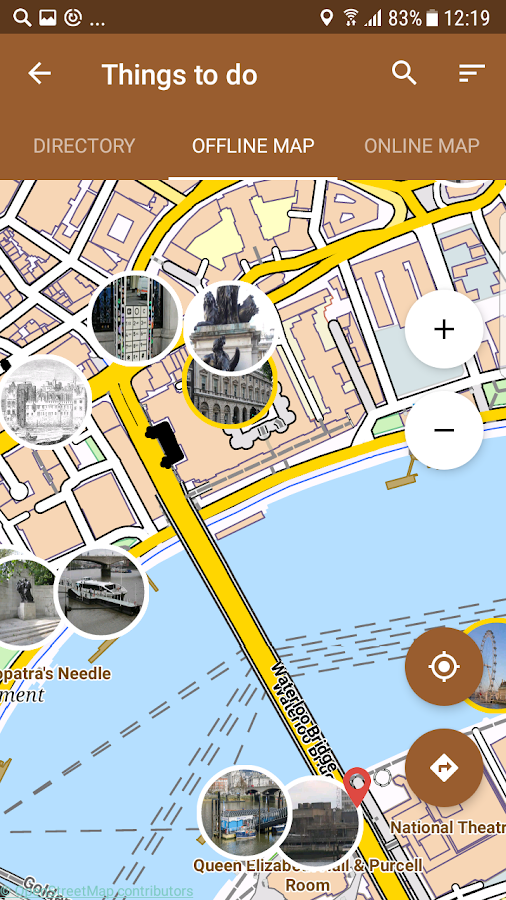 City Guides Offline- screenshot
