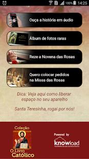 SmartBook - O Milagre das Rosas de Santa Teresinha - náhled