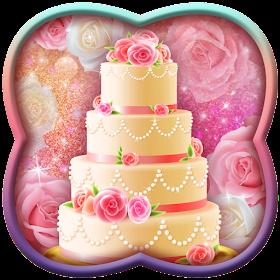сделать свадебный торт