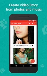 Video Maker- screenshot thumbnail