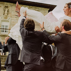 Wedding photographer Monika Zaldo (zaldo). Photo of 27.08.2017
