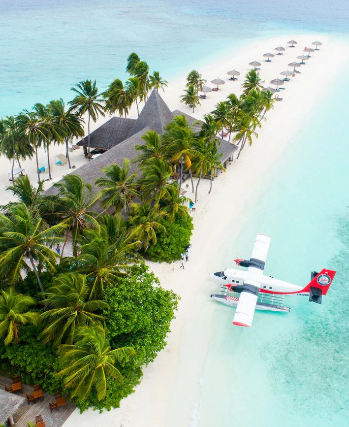 Veligandu Island Resort & Spa, Maldives (Photo by Shifaaz Shamoon)