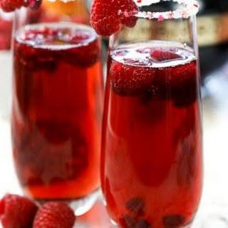 Raspberry Mimosa.
