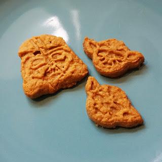 Easy No-flour Peanut Butter Cookies.