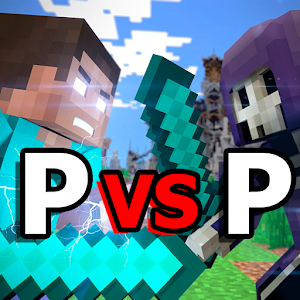 PvP maps for minecraft PE for PC