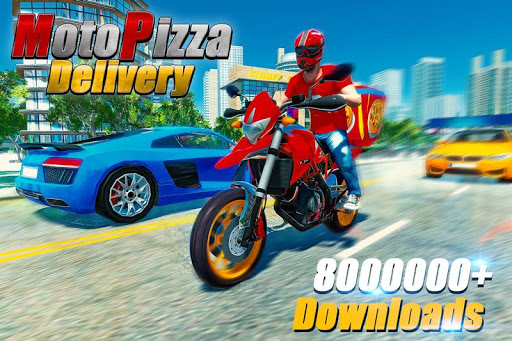 Moto Pizza Delivery download 1