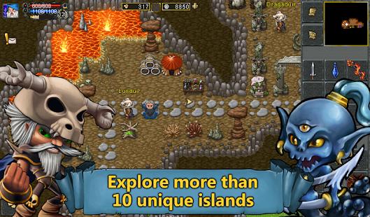 TibiaME MMO Screenshot 22
