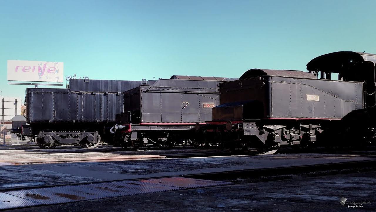 Zona de Locomotores