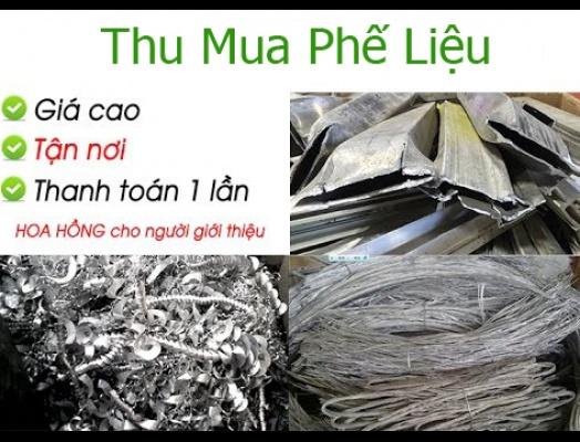 Phế Liệu Linh Anh chuyên thu mua phế liệu giá cao