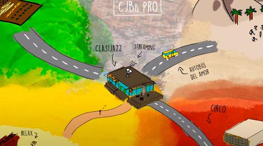 """Clasijazz crea """"nuevas formas de vida para artistas"""" con su proyecto 'CJBb Pro'"""