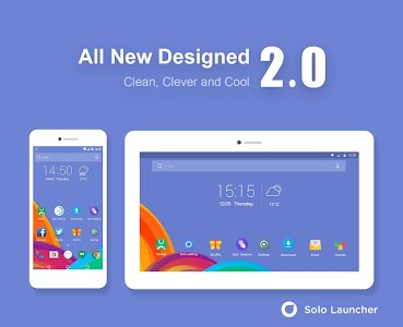 Solo Launcher-Fast,Boost,Smart v2.0.8