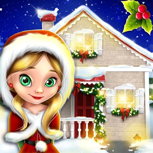 Baixar Jogos de Natal-casa de bonecas para Android